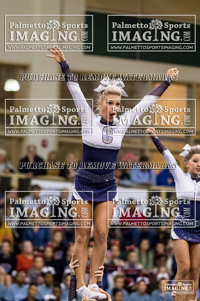 Chapin 2018 5A Cheer Qualifier-25