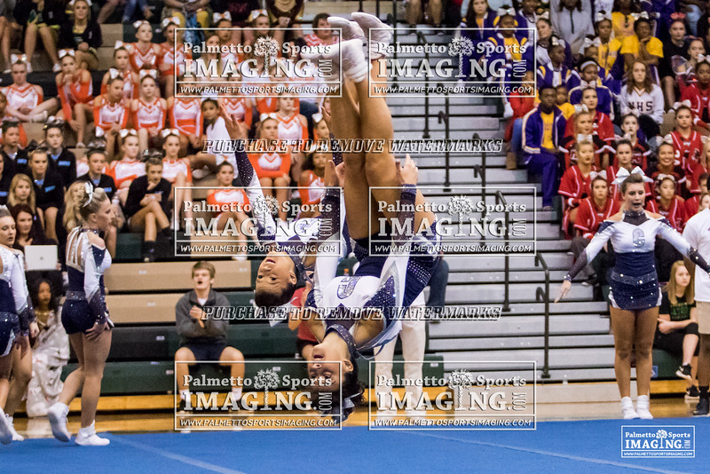 Chapin 2018 5A Cheer Qualifier-43