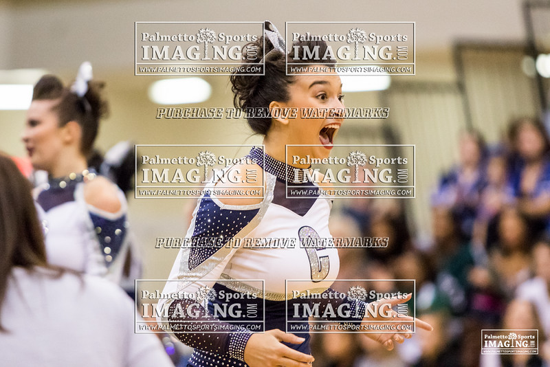 Chapin 2018 5A Cheer Qualifier-69