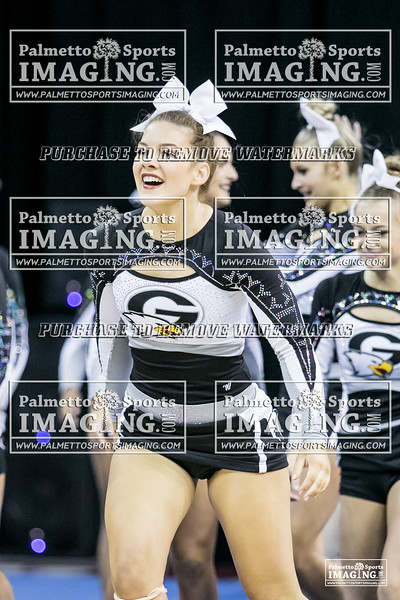 6Gray Collegiate Varsity Cheer 2018 State-88