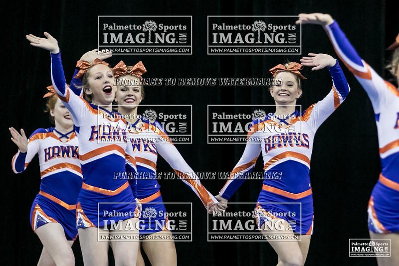 5HanahanVarsity Cheer 2018 State-1