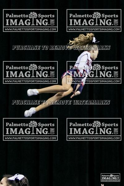 4Powdersville Varsity Cheer 2018 State-13