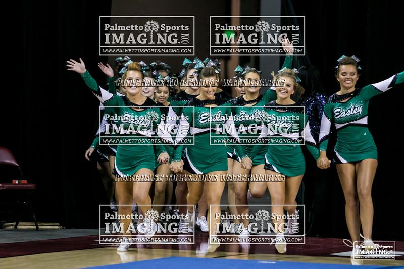 13 Easley Varsity Cheer 2018 State-1