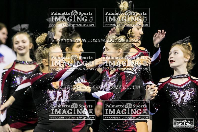 8 Wando Varsity Cheer 2018 State-1