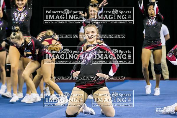 Wando High School State Cheer 2018