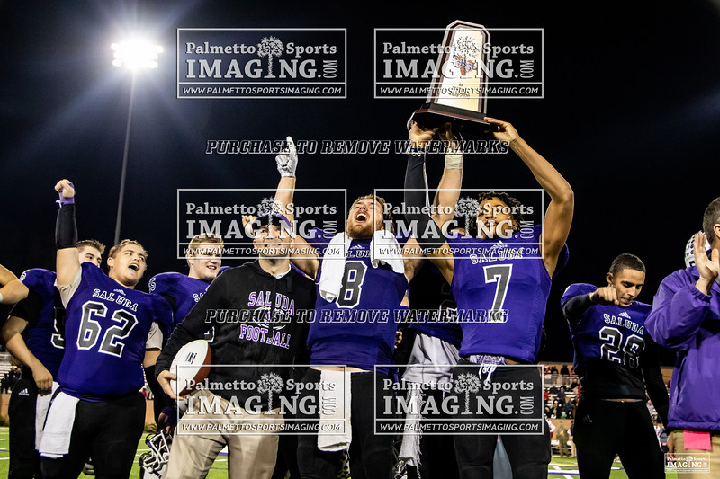 2A SCHSL State football Championship Saluda vs Barnwell