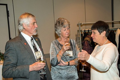 State College Rotary Clubs - Holiday Party - December 9, 2014