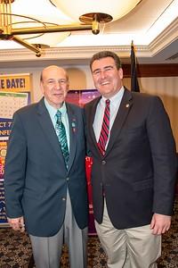 Jason Piatt DG Rotary District 7360 - State College Rotary Club Visit