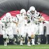 The Eagles take on the La Vega Pirates on Dec. 18, 2015 at NRG Stadium in Houston, Texas. (Christopher Piel/The Talon News)