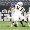 The Eagles take on the La Vega Pirates on Dec. 18, 2015 at NRG Stadium in Houston, Texas. (Christopher Piel/The Talon News)