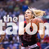 Lady Eagles vs. La Vega on Saturday, March 5 at Alamodome inSan Antonio, TX. (Caleb Miles / The Talon News)