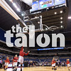 The Lady Eagles took on Liberty Hill in the UIL State Basketball Semi-finals at Alamodome in San Antonio,Texas on 3/4/16 (Annabel Thorpe/ The Talon News).