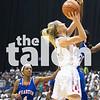 Lady Eagles vs. Wharton on Wednesday, Feb. 1 at Alamodome in San Antonio, TX. (GiGi Robertson / )