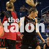 The Lady Eagles take on Wheatley in the UIL State Semi-Final Game. (Campbell Wilmot (Campbell Wilmot/ The Talon News)