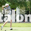 State golf day 1 on Monday, April 25 at Onion Creek Club in Austin, TX. (Caleb Miles / The Talon News)