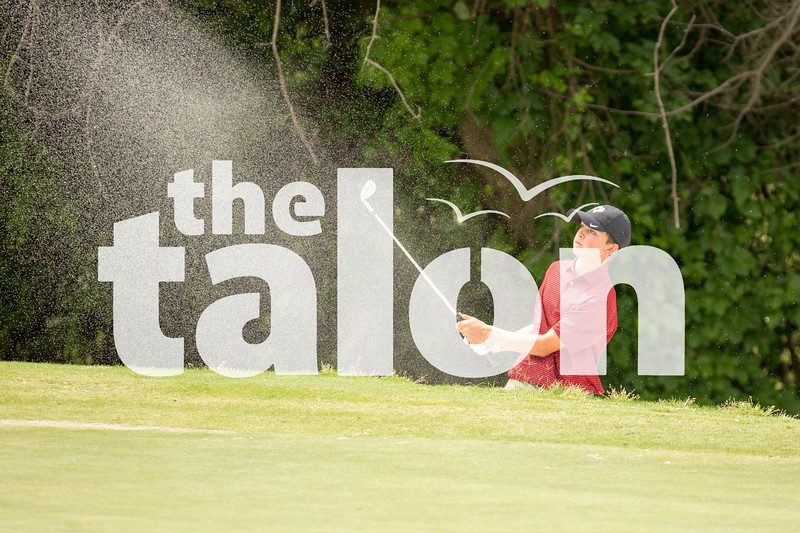 State golf day 2 on Tuesday, April 26 at Onion Creek Club in Austin, TX. (Caleb Miles / The Talon News)