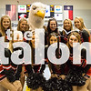 Lady Eagles take on Bushland on Saturday, Nov. 21 at Curtis Culwell Center in Garland, TX. (Caleb Miles / The Talon News)