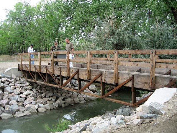 South Dakota:  Lewis and Clark Bicentennial Trail