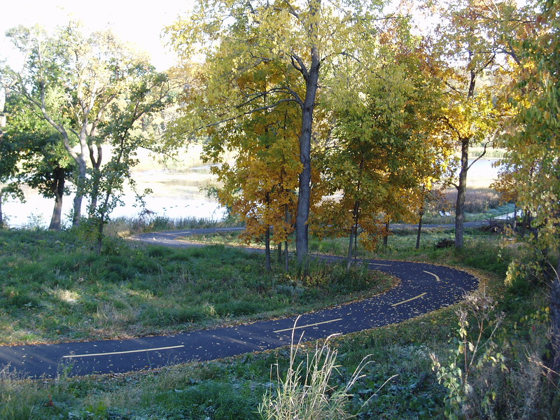 Wisconsin: Graber Pond Accessible Trail