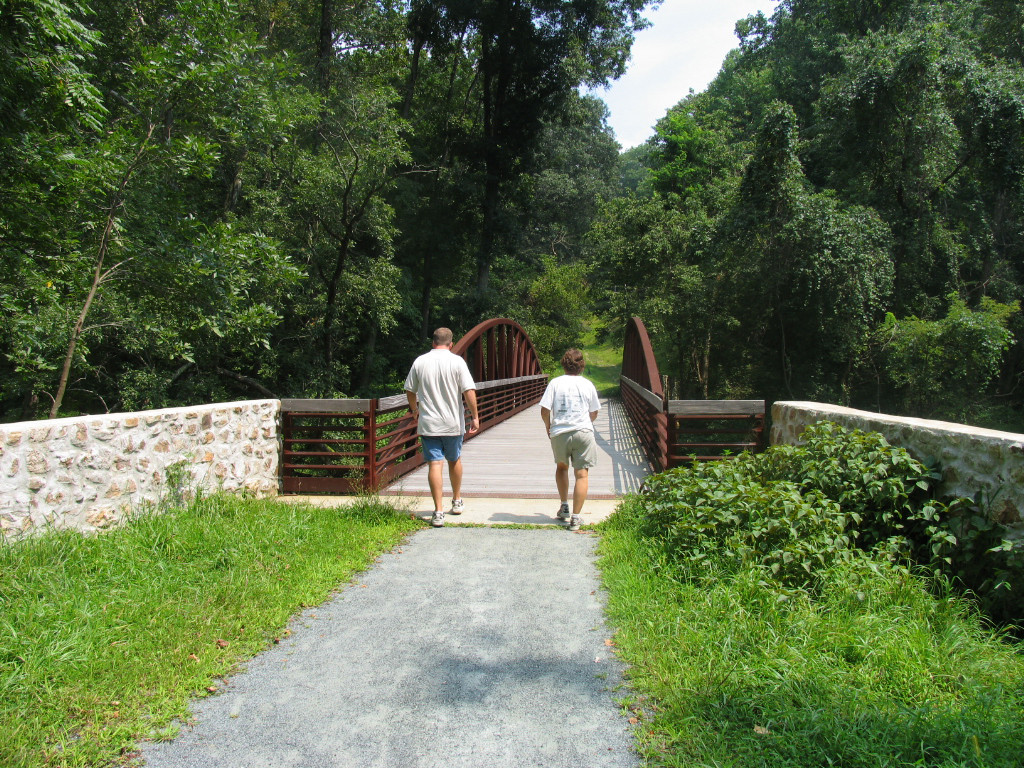 Delaware: Pomeroy-Newark Rail Trail