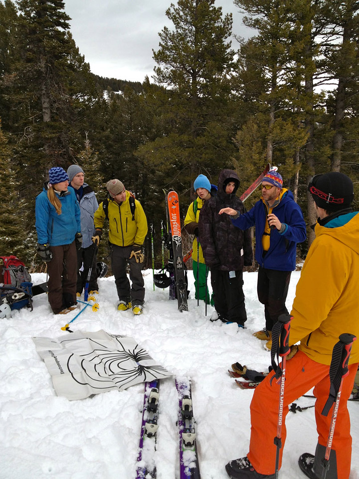 Montana:  Gallatin National Forest