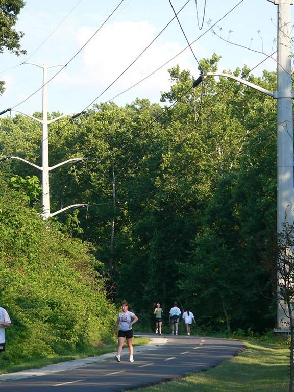 Virginia:  Washington and Old Dominion Trail