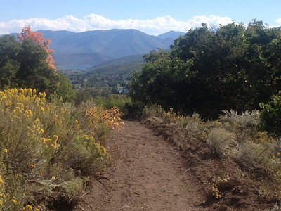 Utah: WOW TRAIL (Wasatch over the Wasatch)