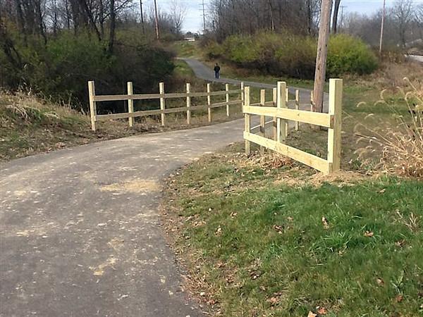 Ohio:  Champion Creek Trail