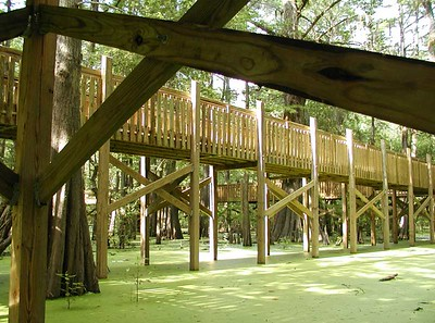 Mississippi:  Sky Lake Wildlife Management Area