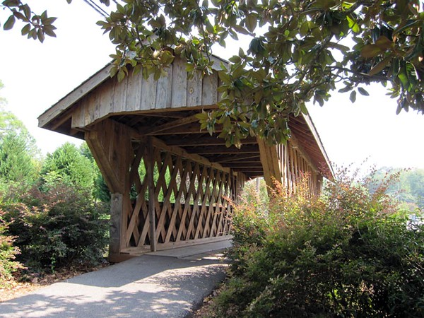Alabama: Chattachoochee Valley Railroad Trail