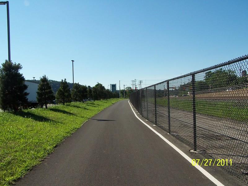 Pennsylvania:  Stavich Bike Trail