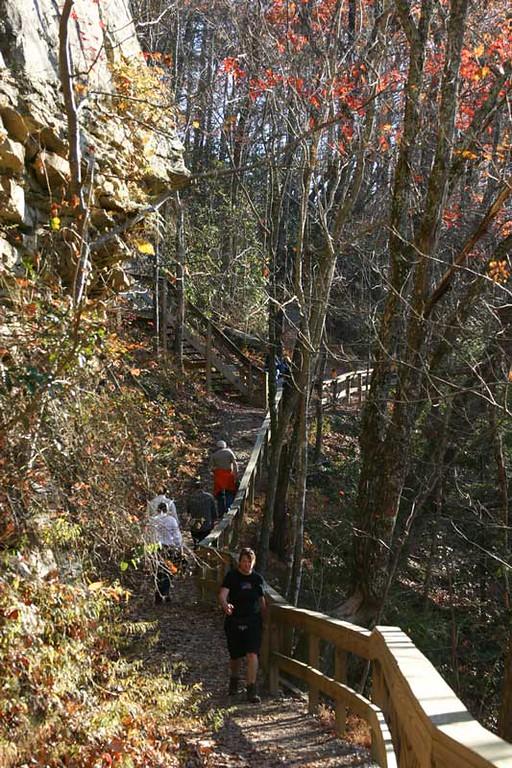 Georgia: Waterfalls Trail