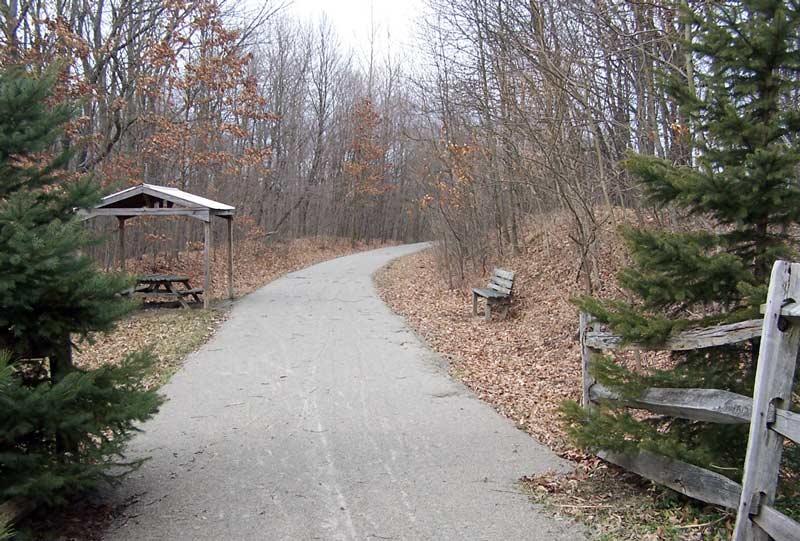 Pennsylvania:  Montour Trail