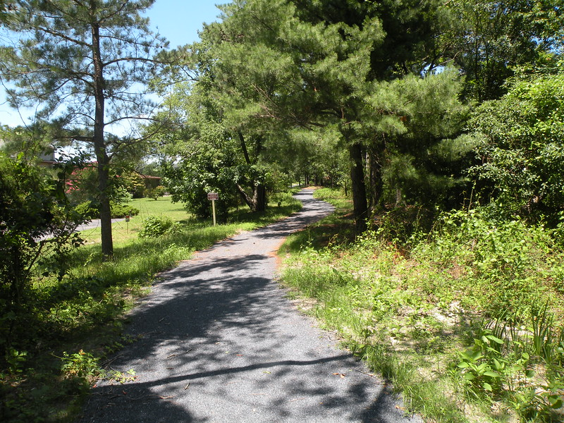 Delaware: Assawoman Canal Trail
