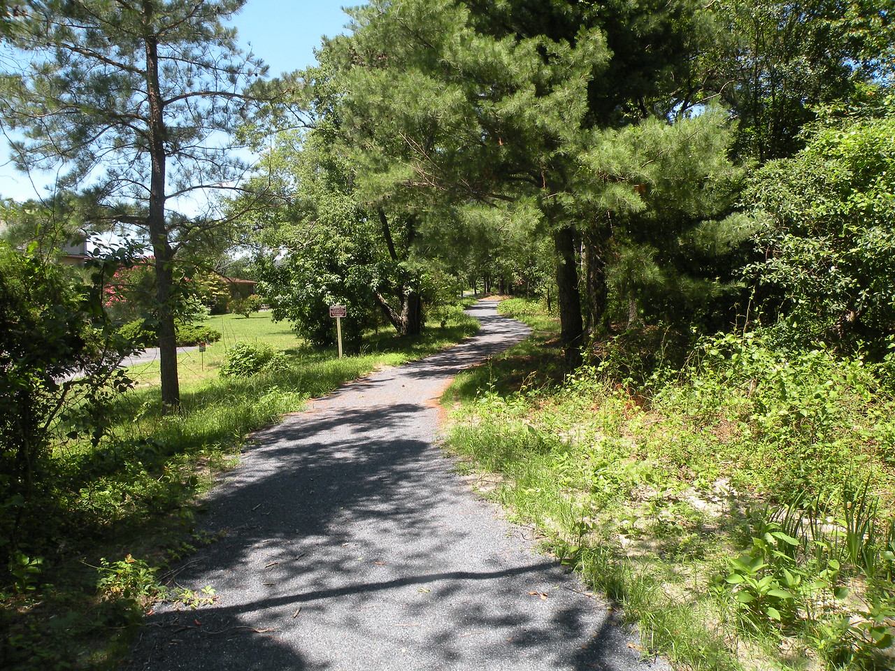 Delaware: Assawoman Canal Trail