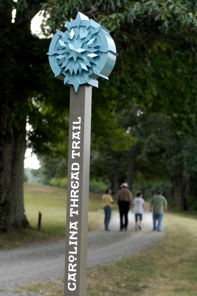 North Carolina: Carolina Thread Trail