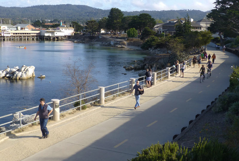 California: Monterey Bay Coastal Trail