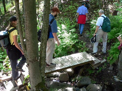 Minnesota:  Superior Hiking Trail