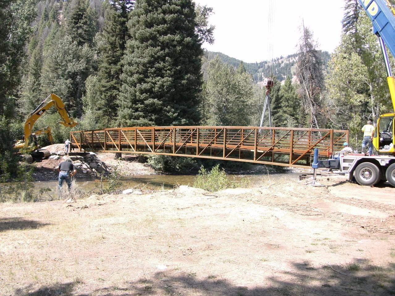 Idaho:  Fairfield District Trail System
