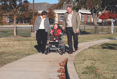 Oklahoma: Children's Center Life Trails and Therapeutic Park