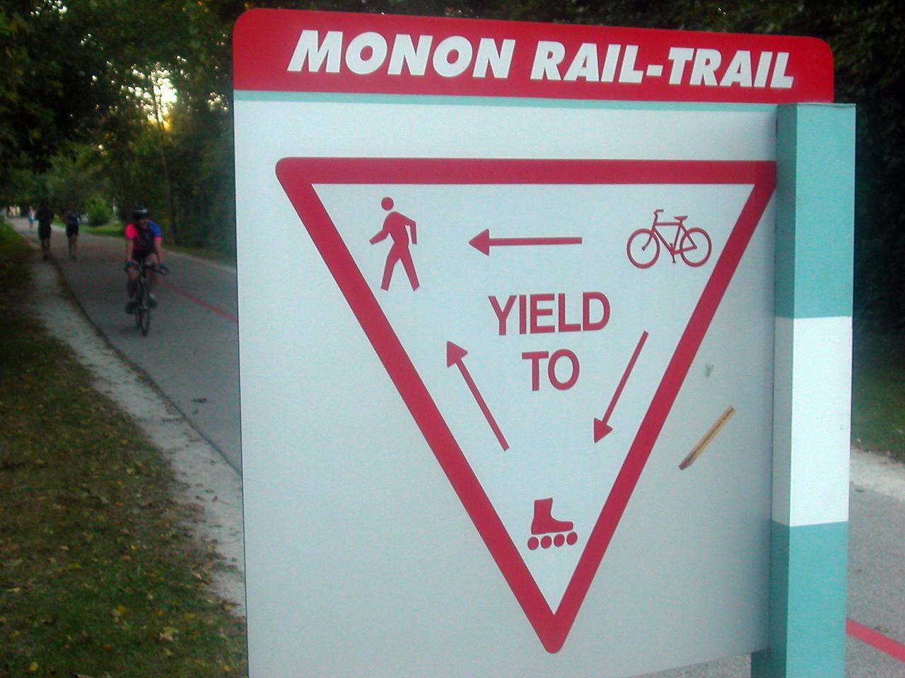 Indiana: Monon Trail