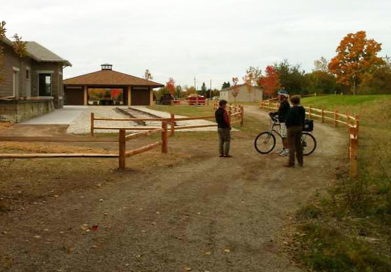 Michigan:  Millersburg Historic Park