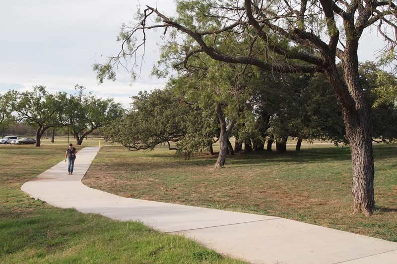 Texas:  Abilene Hike and Bike Trail