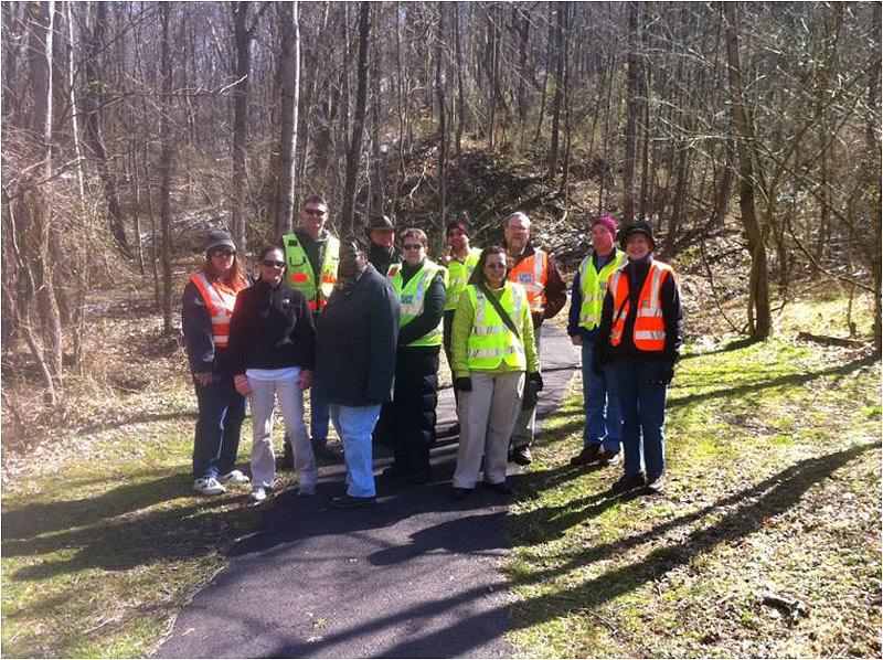 West Virginia:  Recreational Trails Program Administration