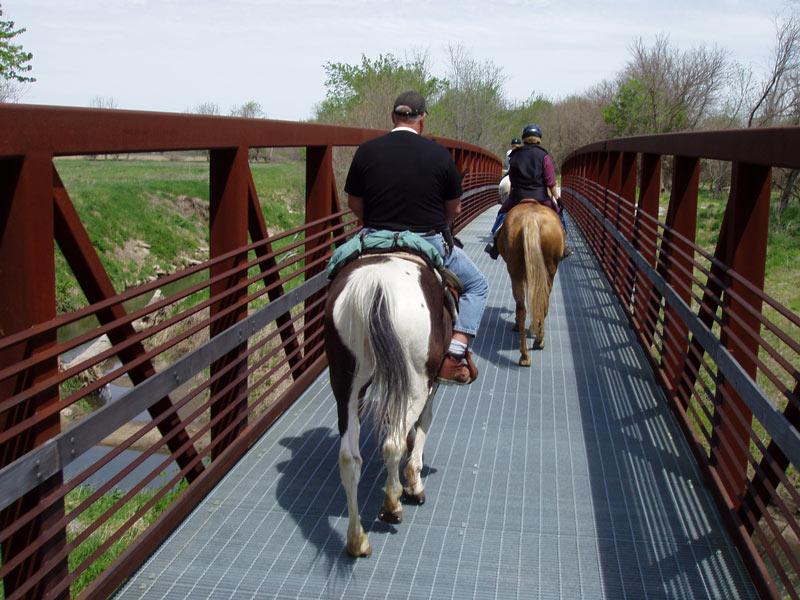 Nebraska:  Mopac Equestrian Trail