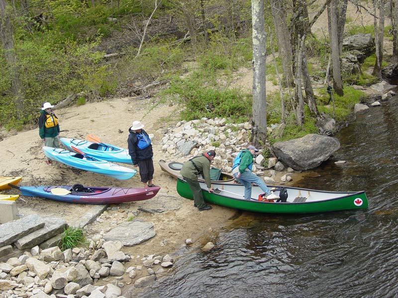 Connecticut:  Quinebaug River Water Trail