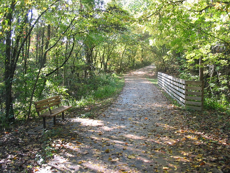 Illinois: TREC (Trail Recreation Effingham County) project