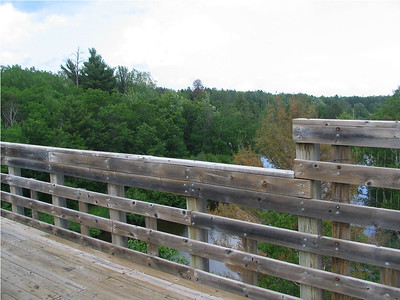 Wisconsin:  Wild Rivers State Trail
