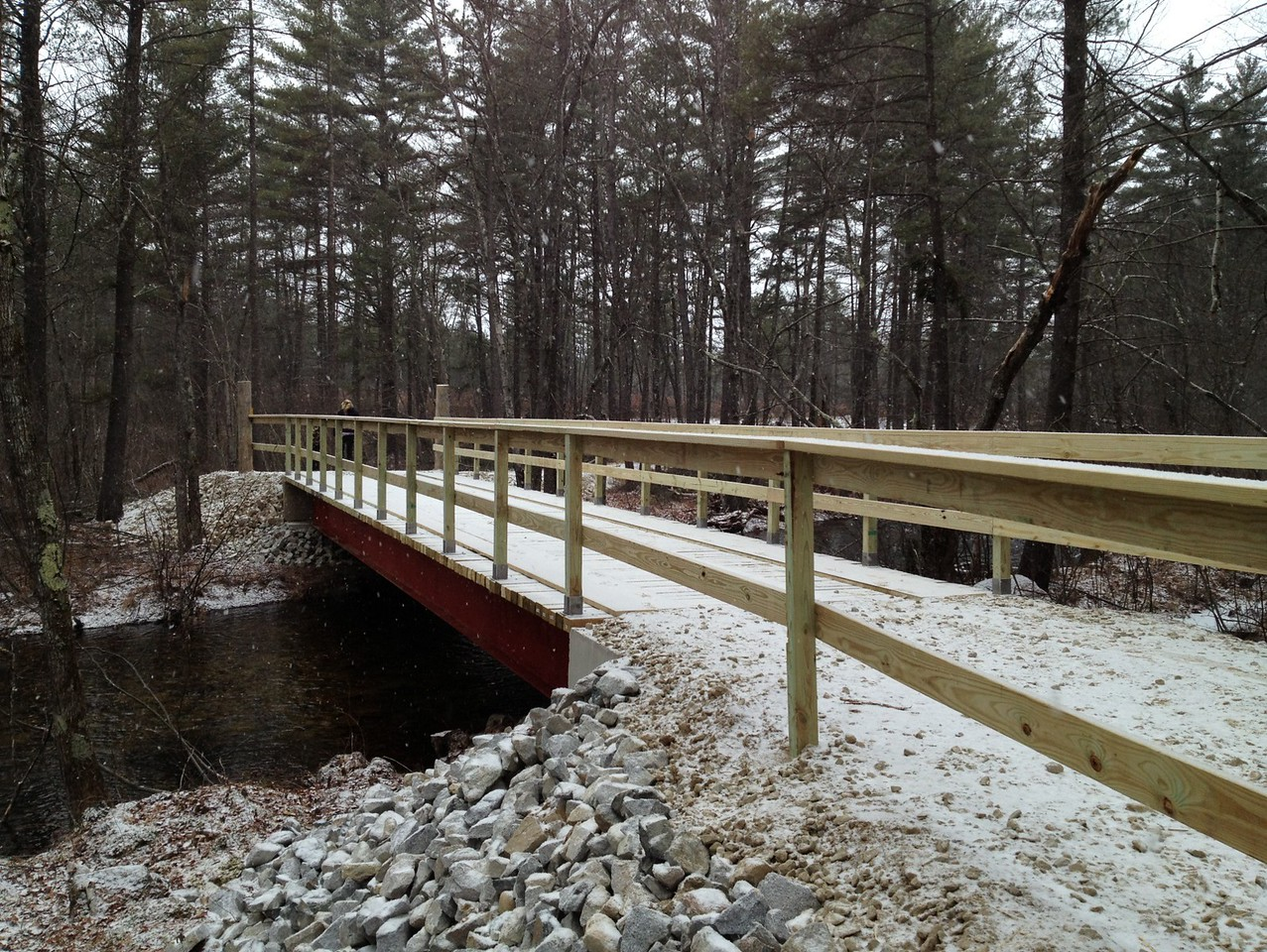 New Hampshire:  Fred W. Jones Memorial Bridge