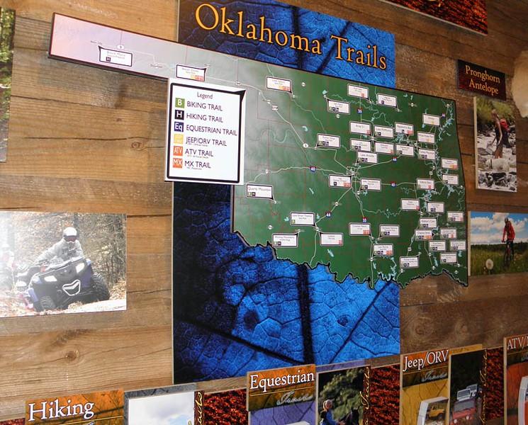 Oklahoma:  Wildlife Heritage Museum
